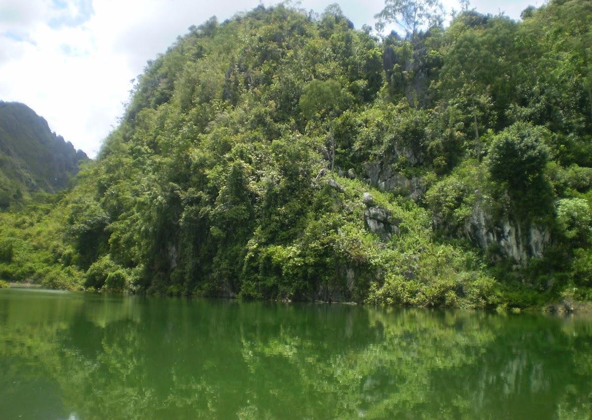 Wisata Danau Assa