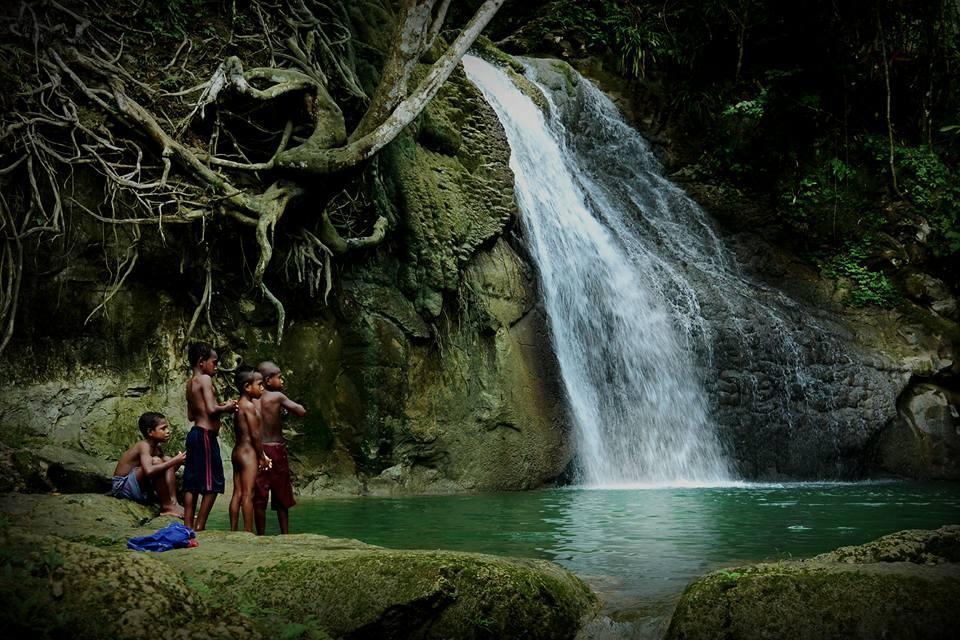 Wafsarak Waterfall
