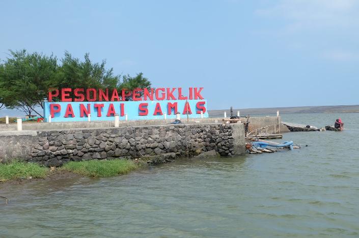 Pesona Pengklik - Pantai Samas