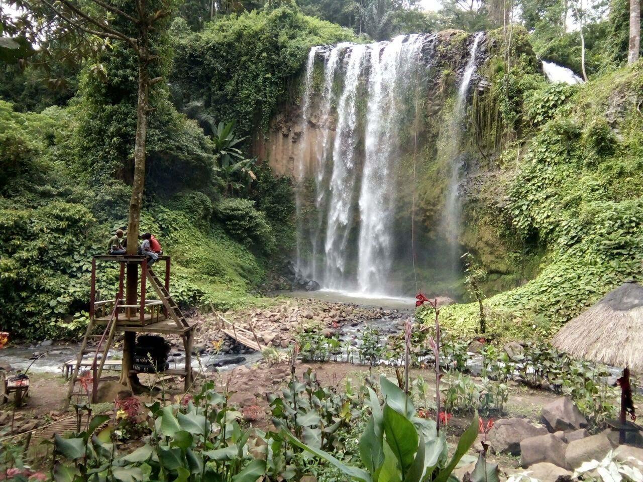 Tirai Waterfall