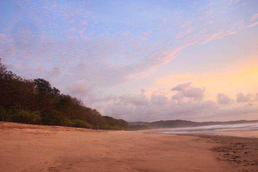 Trianggulasi Beach