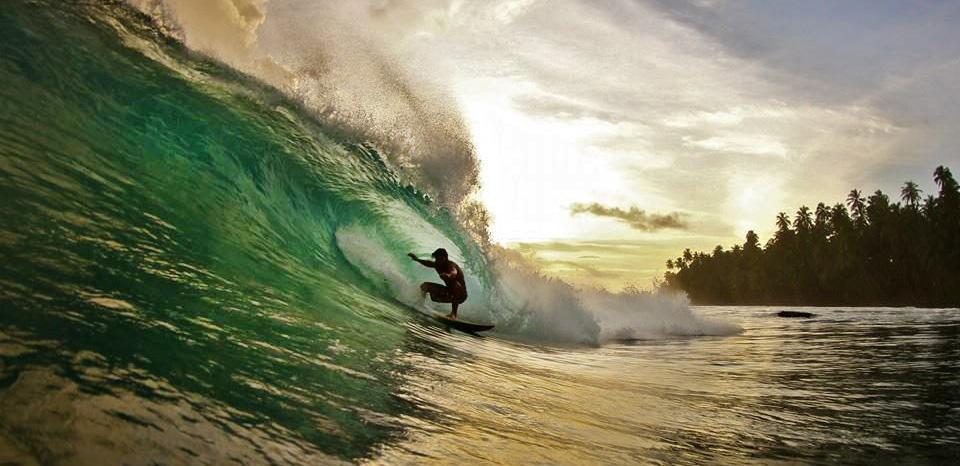 Salonako Surf Spot
