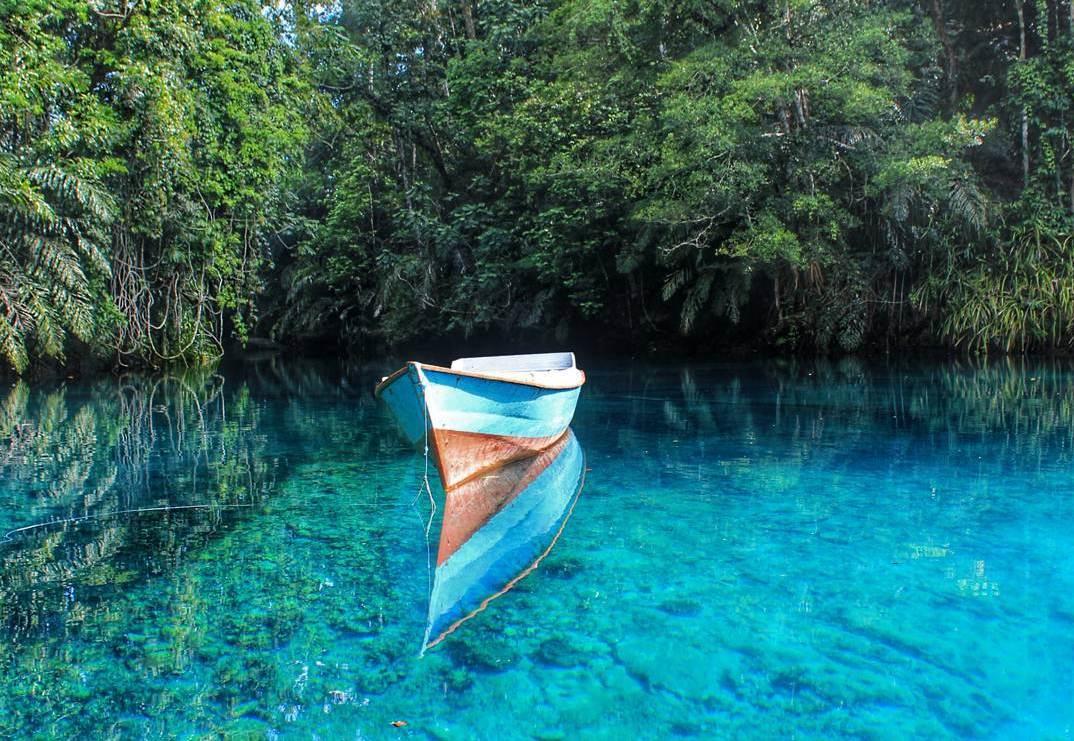 Labuan Cermin Lake