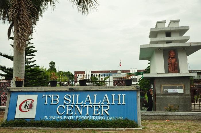 Museum Batak TB Silalahi Centre