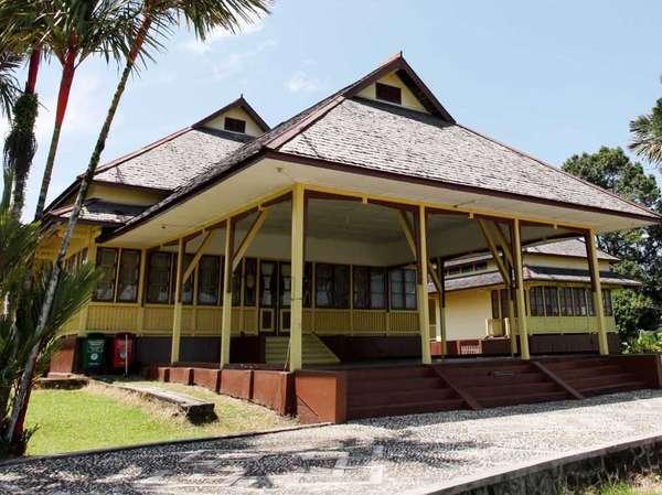 Dara Juanti Sintang Museum