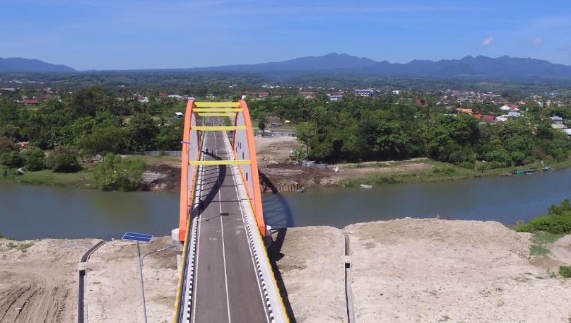 Samota Bridge