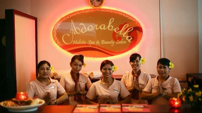 Adorabella Spa & Beauty Salon At Pacific Palace Hotel