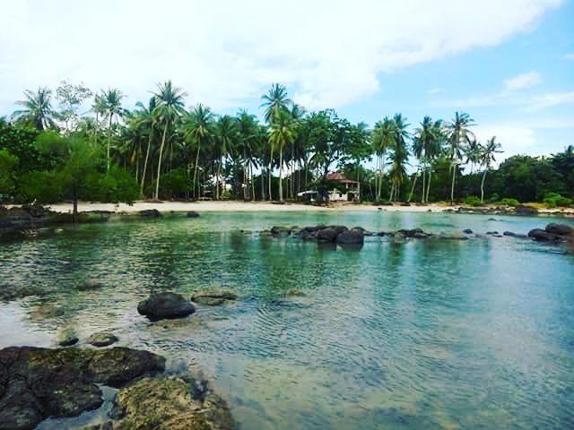 Teluk Jagung Beach