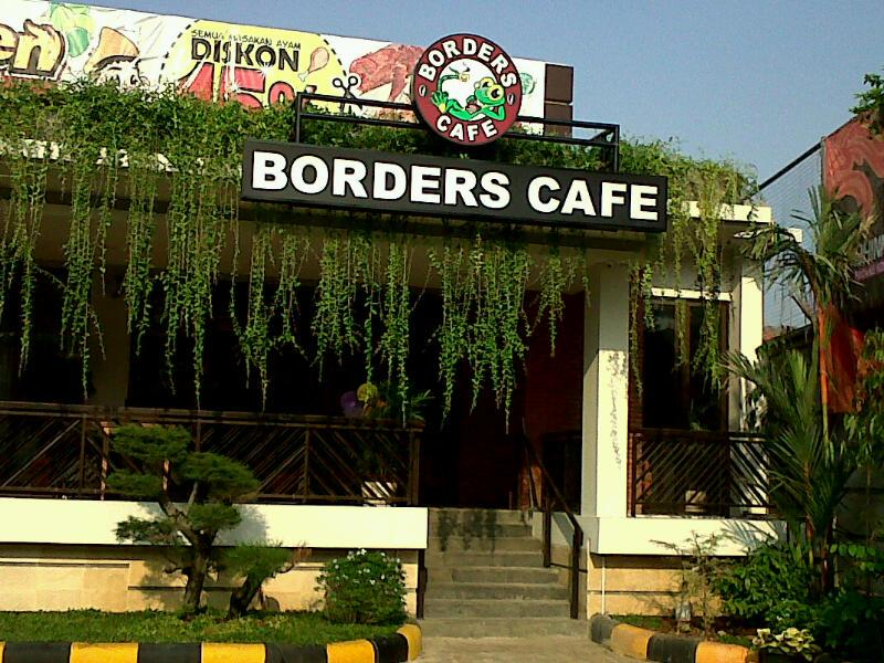 Borders Cafe