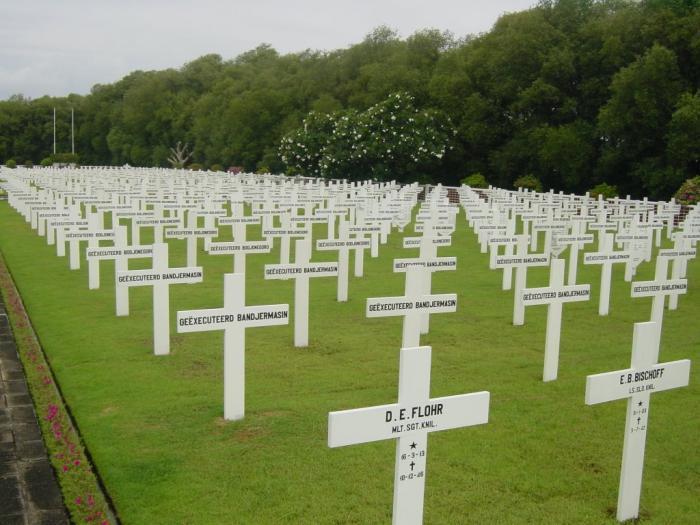 Ereveld Ancol (Dutch War Cemetery Ancol)