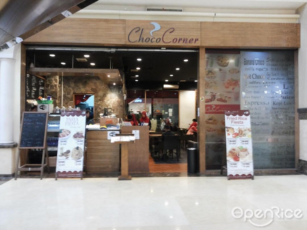 Choco Corner