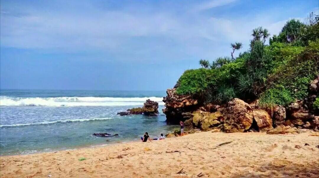 Tambakrejo Beach