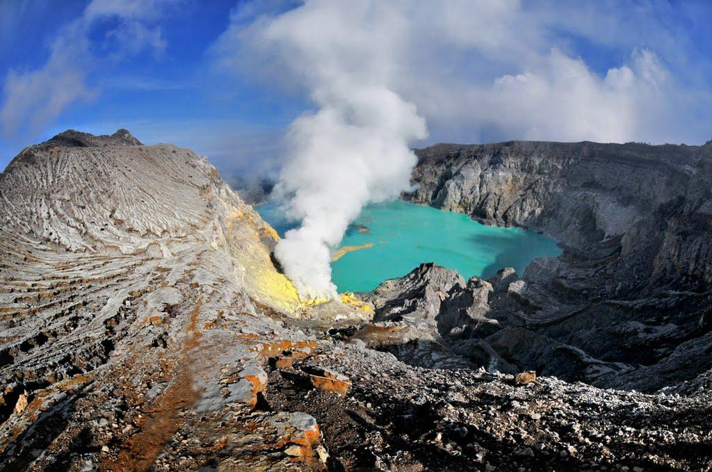 Ijen Crater Nature Tourist Park