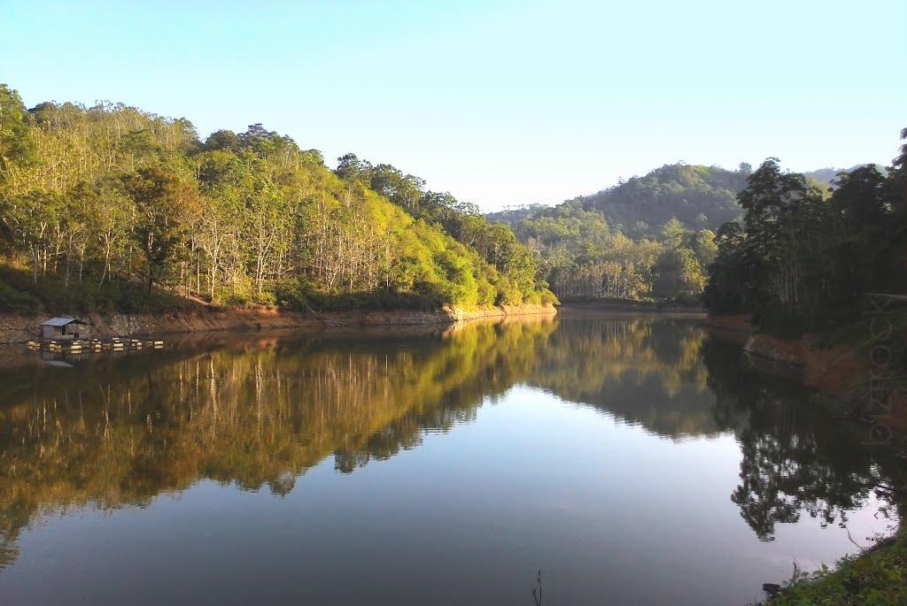 Lake Embung Dumati