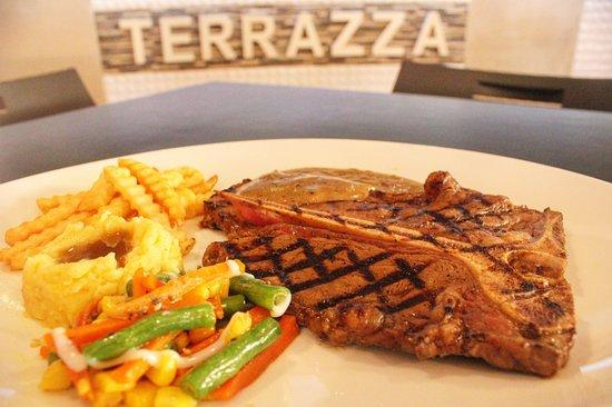 Terrazza Steak House Bali