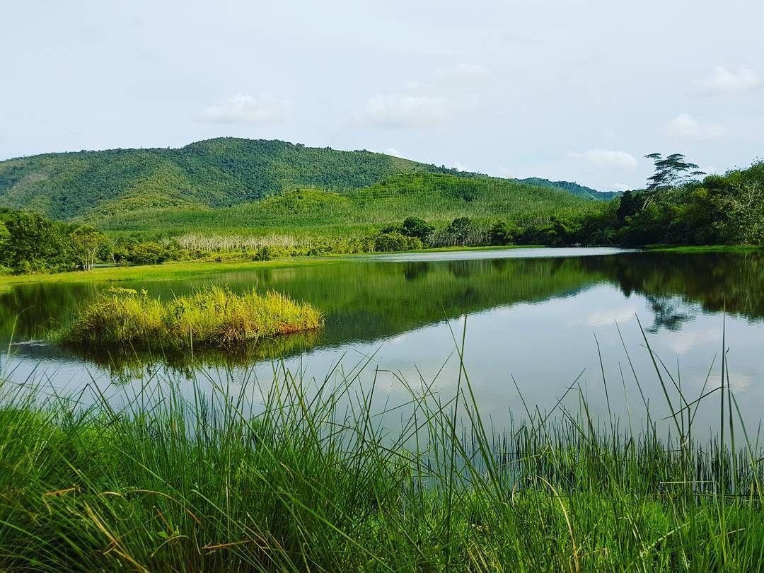 Sari Embun Lake