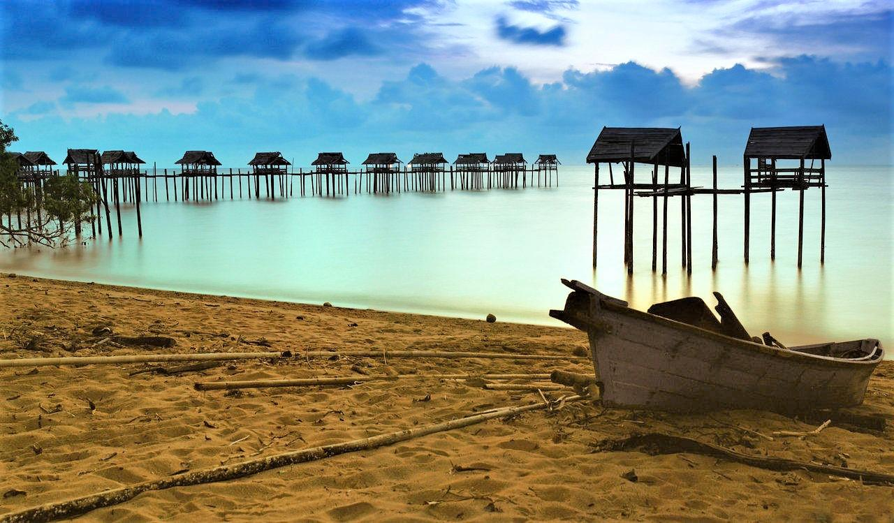 Tanjung Belandang Beach