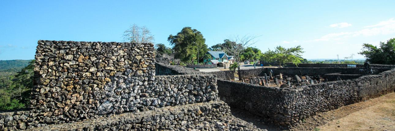 Buton Sultanate Palace Fortress