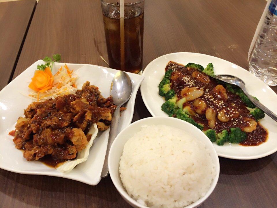 Ta Wan Restaurant Pentacity