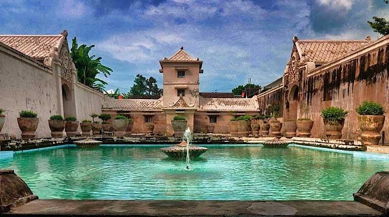 Taman Sari Yogyakarta