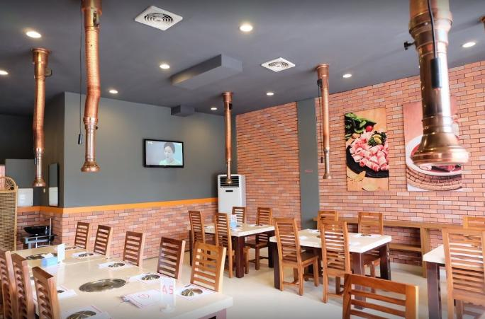 Hansang Korean BBQ Restaurant