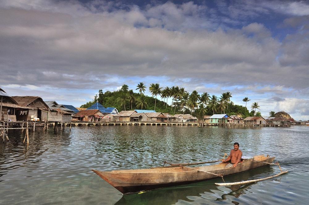 Waleabahi Island