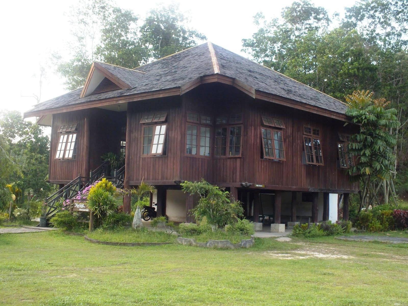 Bangkirai Hills