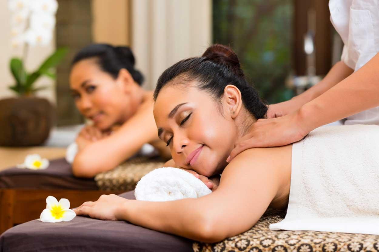 Puri Santi Spa - Garden Of Relaxation