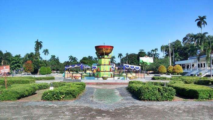 Alun-alun Taman Merdeka Pangkalpinang