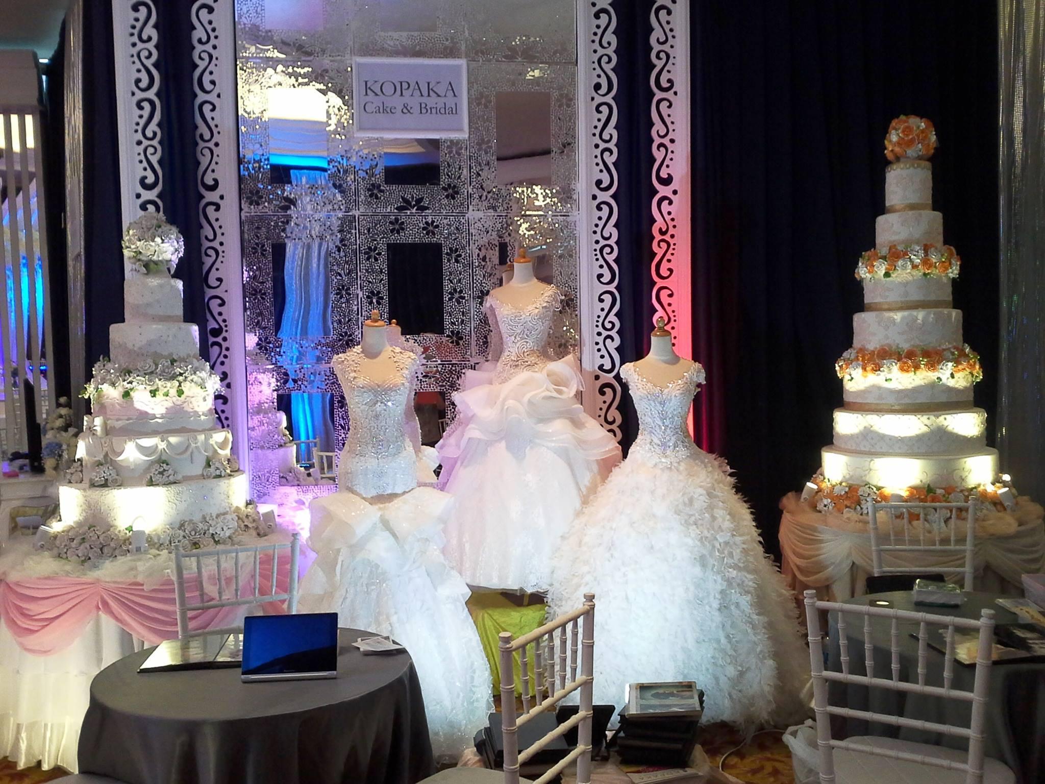 Kopaka Cake & Bridal