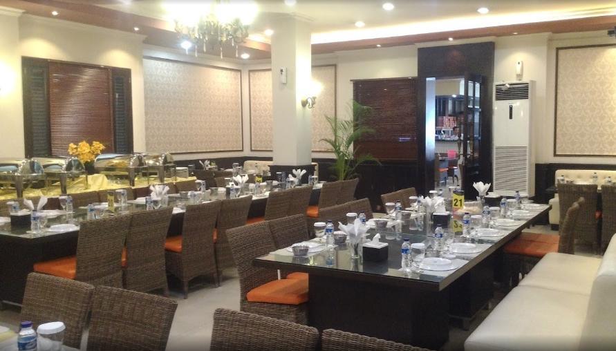 Rumah Makan Pangeran Khas Minang