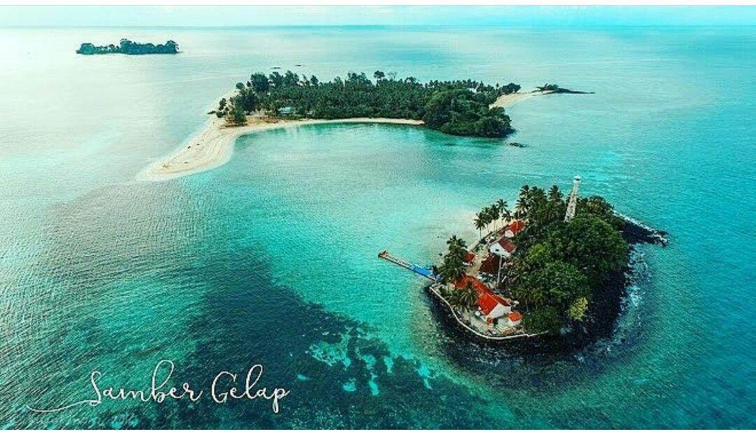 Samber Gelap Island
