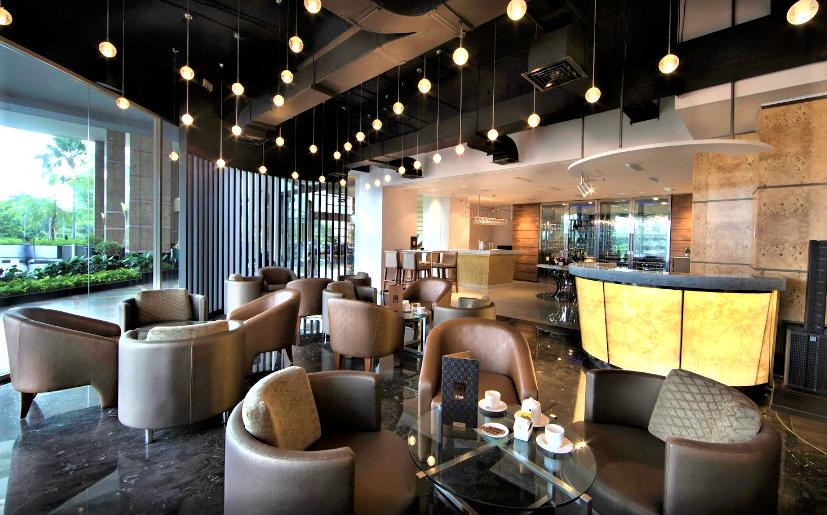 Riva Grill Bar & Terrace At The Park Lane Hotel Jakarta
