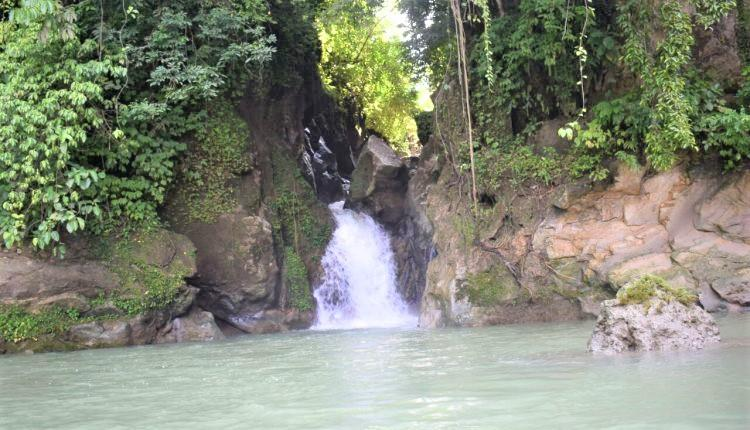 Baho Mua Waterfall