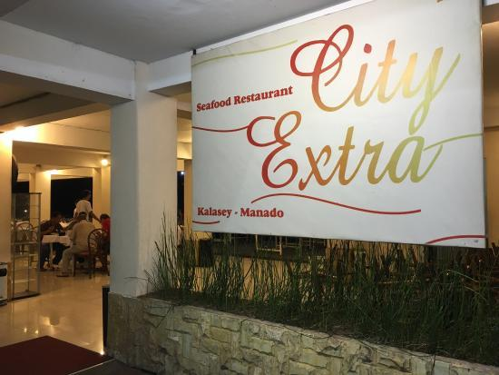 City Extra Seafood Restaurant