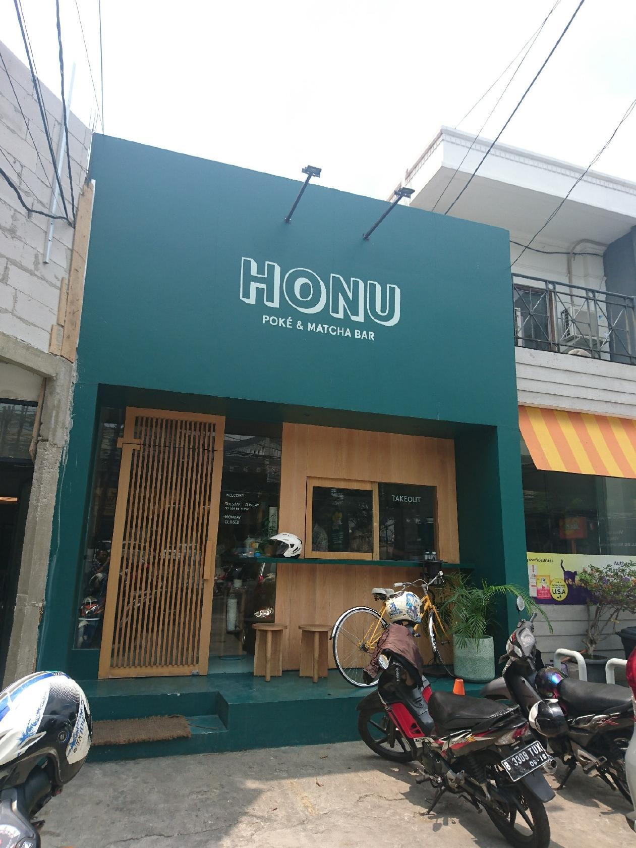 Honu Poke and Matcha Bar