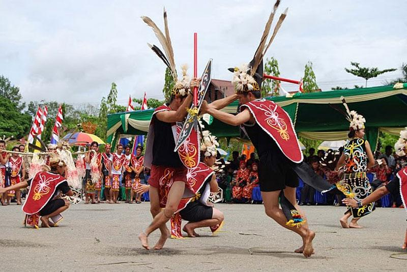 Papatai Dance
