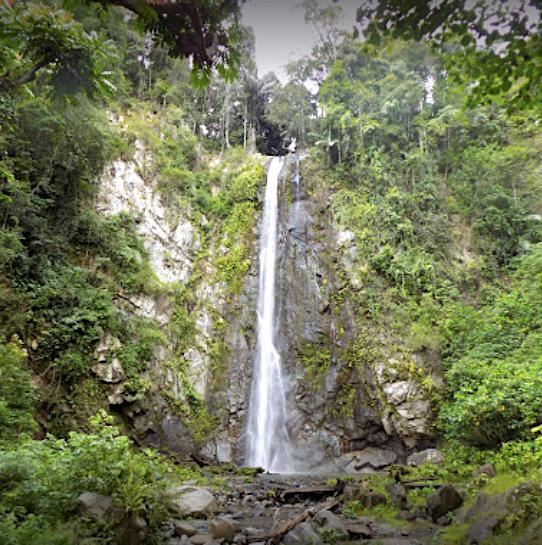 Huila Waterfall