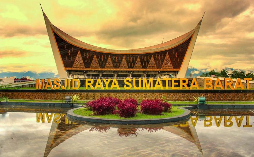 Grand Mosque of West Sumatra