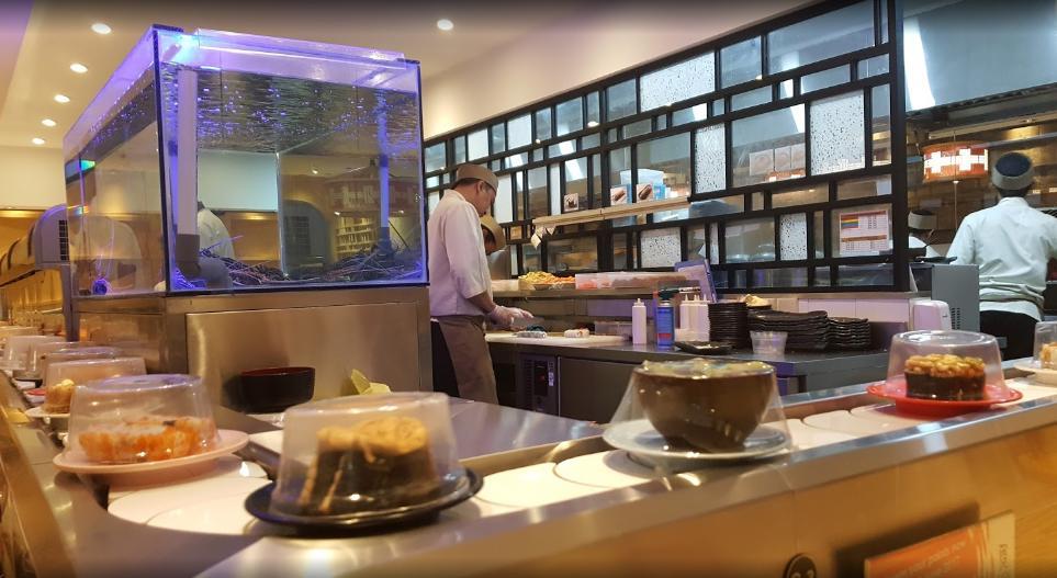 Sushi Tei Margo City