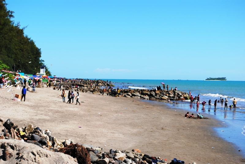 Gandoriah Beach