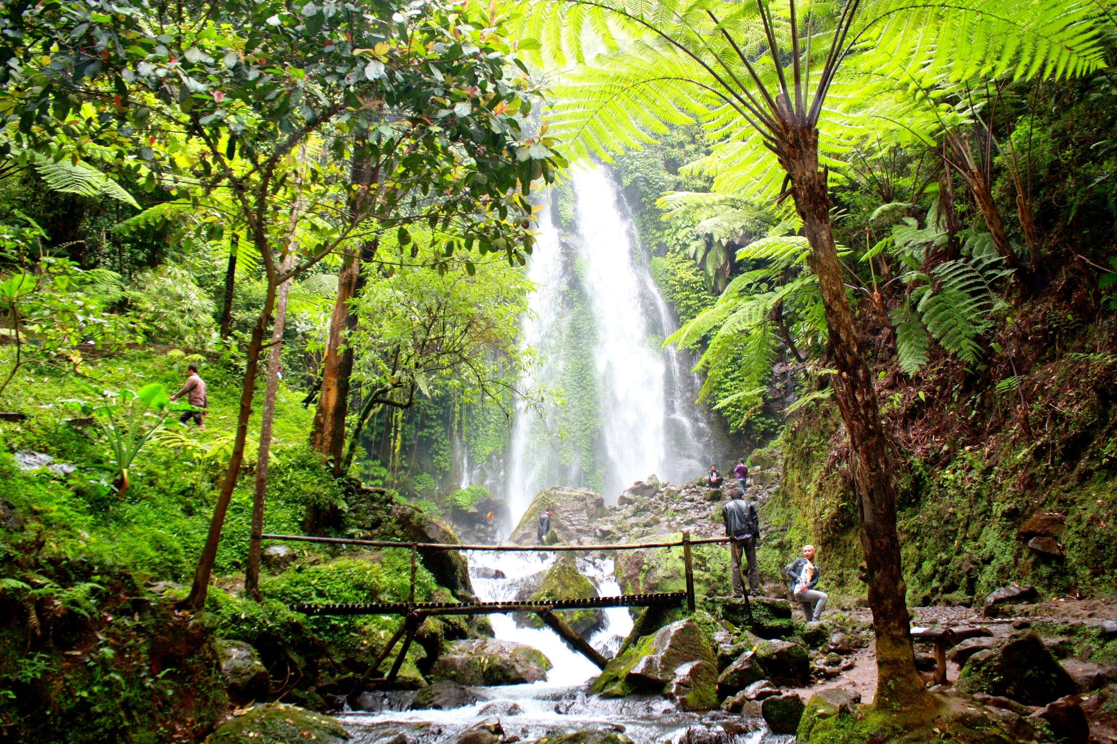 Widuri Waterfall
