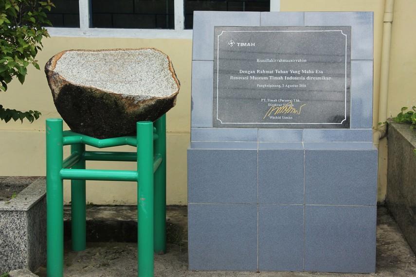 Timah Museum