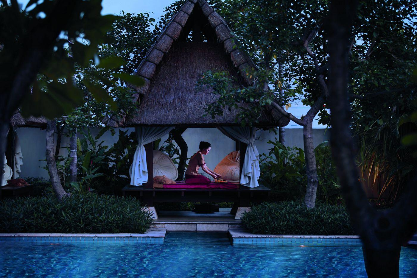 The Spa At The Ritz-Carlton Jakarta