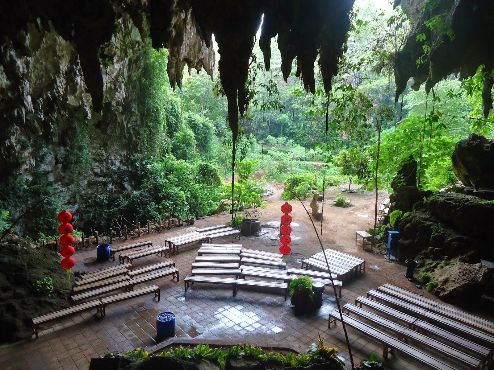 Maria Tritis Cave