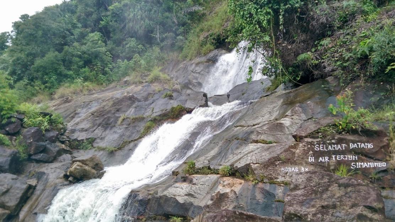 Simanimbo Waterfall