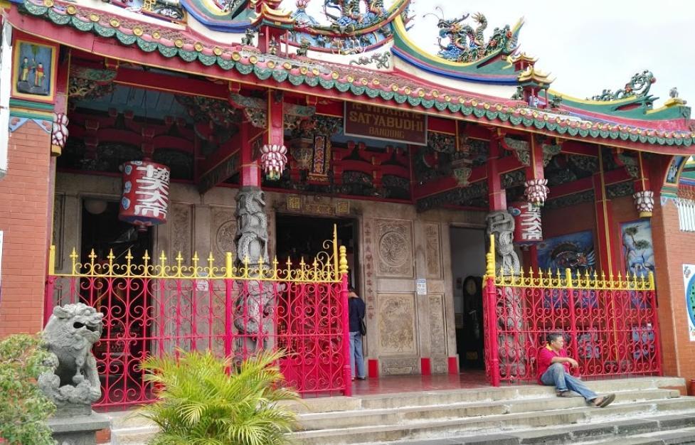 Kelenteng Samudra Bhakti