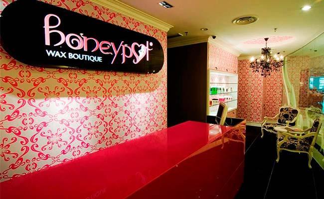Honeypot Wax Boutique Mall Taman Anggrek