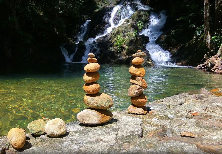 Gurok Beraye Waterfall