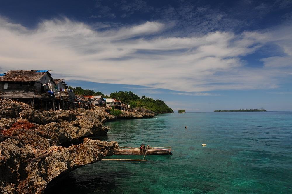 Tangkian Island